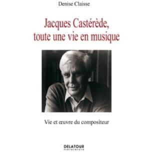 Jacques Castérède, toute une vie en musique - laflutedepan.com