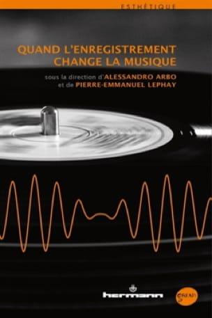 Quand l'enregistrement change la musique - laflutedepan.com