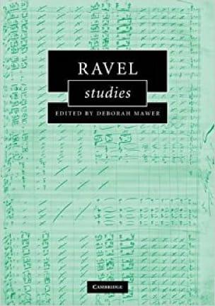 Ravel studies - MAWER Deborah ed. - Livre - laflutedepan.com