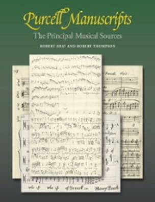 Purcell manuscrirpts : the principal music sources - laflutedepan.com