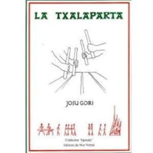 La txalaparta - Josu Goiri - Livre - laflutedepan.com