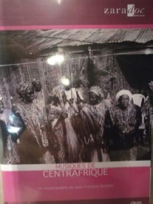 Musiques de Centrafrique - Jean-François SCHIANO - laflutedepan.com