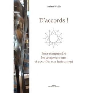 D'accords - Julien WOLFS - Livre - Les Sciences - laflutedepan.com