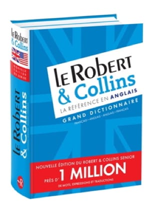 Le Robert & Collins : dictionnaire français-anglais, anglais-français - laflutedepan.com