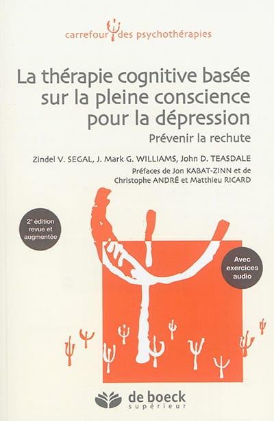 La thérapie cognitive basée sur la pleine conscience pour la dépression - laflutedepan.com