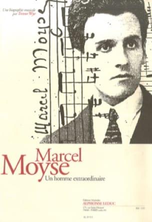 Marcel Moyse - Un homme extraordinaire - Trevor WYE - laflutedepan.com