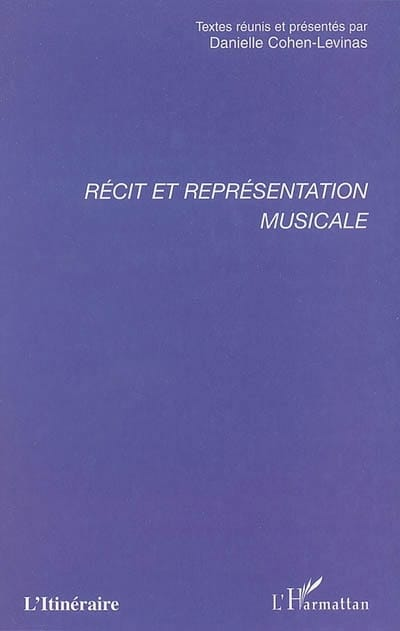 Récit et représentation musicale - laflutedepan.com