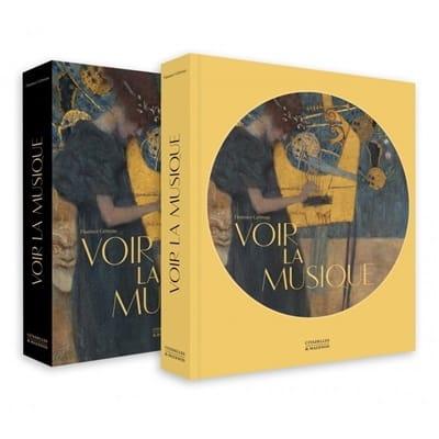 Voir la musique - Florence GÉTREAU - Livre - laflutedepan.com