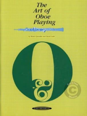 The Art of Oboe Playing - laflutedepan.com