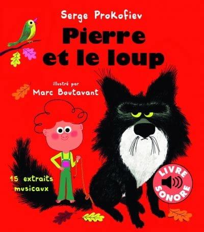 Pierre et le loup - laflutedepan.com