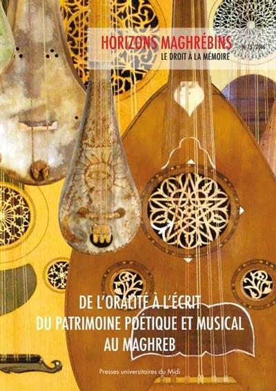 De l'oralité à l'écrit du patrimoine poétique et musical au Maghreb - laflutedepan.com