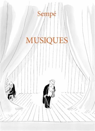 SEMPÉ Jean-Jacques - Music - Livre - di-arezzo.com
