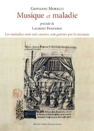 Musique et maladie - Giovanni MORELLI - Livre - laflutedepan.com