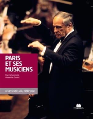Paris et ses musiciens - Francis LECOMPTE - Livre - laflutedepan.com