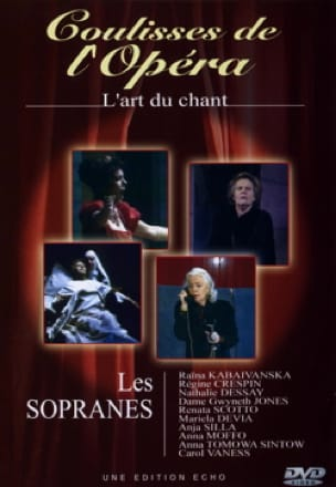 L'art du chant - sopranes - DVD - COLLECTIF - Livre - laflutedepan.com