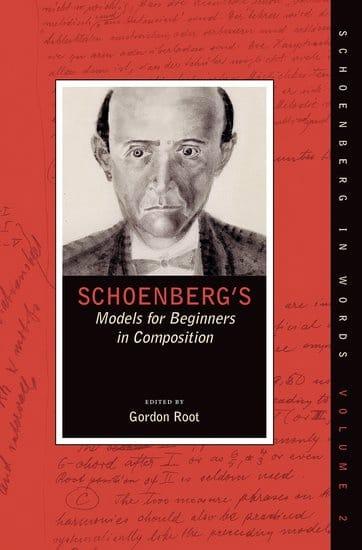 Schoenberg's models for beginners in composition - laflutedepan.com