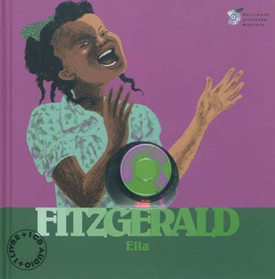 Ella Fitzgerald - Stéphane OLLIVIER - Livre - laflutedepan.com