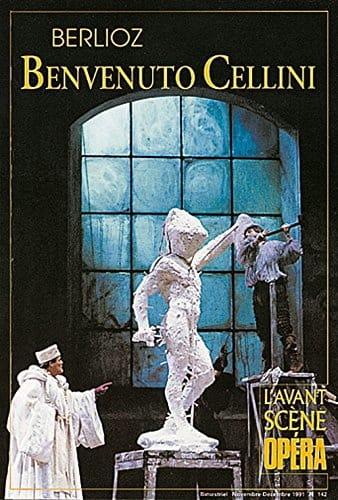 Avant-Scène Opéra (L'), n° 142 : Benvenuto Cellini - laflutedepan.com