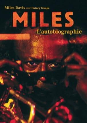 Miles : l'autobiographie - Miles DAVIS - Livre - laflutedepan.com