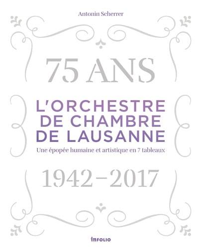 L'Orchestre de chambre de Lausanne - laflutedepan.com
