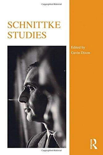 Schnittke studies - Gavin DIXON - Livre - laflutedepan.com