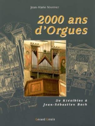 2000 ans d'orgues : de Ktésibios à Jean-Sébastien Bach - laflutedepan.com