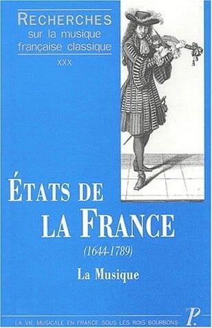 Recherches sur la musique française classique, n° 30 - laflutedepan.com