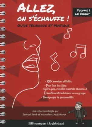 Samuel SENE - Come on, we're warming up! : technical and practical guide - Livre - di-arezzo.co.uk