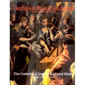 Cinco siglos de música de tecla española - OCCASION - laflutedepan.com