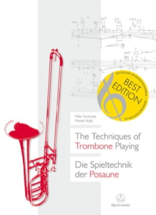 The techniques of trombone playing - laflutedepan.com