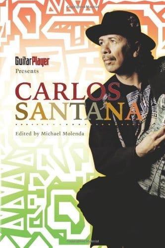 Carlos Santana - Michael MOLENDA - Livre - laflutedepan.com