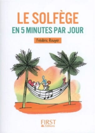 Frédéric ROUYER - The music theory in 5 minutes per day - Livre - di-arezzo.co.uk