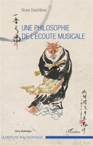 Bruno DESCHENES - A philosophy of musical listening - Livre - di-arezzo.com