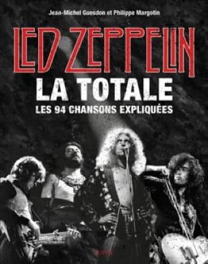 Led Zeppelin, la totale - Jean-Michel GUESDON - laflutedepan.com