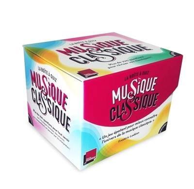 Collectif - Classical Music: The Quiz Box - Livre - di-arezzo.co.uk