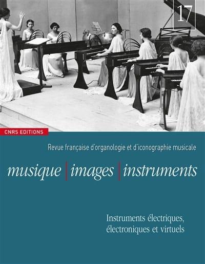 Collectif - Música, imágenes, instrumentos, n ° 17. - Livre - di-arezzo.es