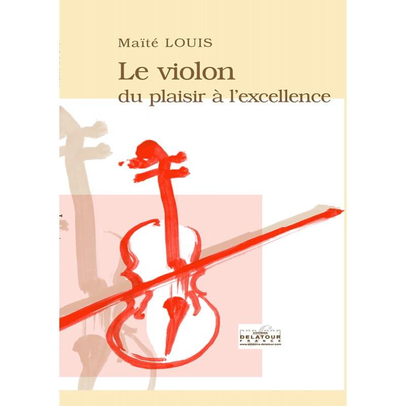 Maïté LOUIS - バイオリン:快楽から卓越性へ - Livre - di-arezzo.jp