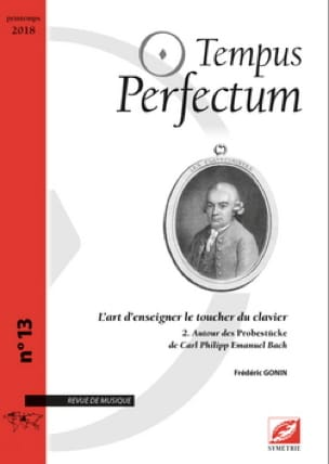 Frédéric GONIN - Tempus Perfectum, # 13 - The Art of Teaching Keyboard Touch, Volume 2 - Livre - di-arezzo.co.uk