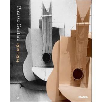 Picasso : guitars 1912-1914 - Catalogue - Livre - laflutedepan.com