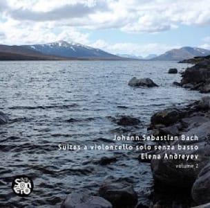 Suites a violoncello solo senza basso, volume 2 - laflutedepan.com