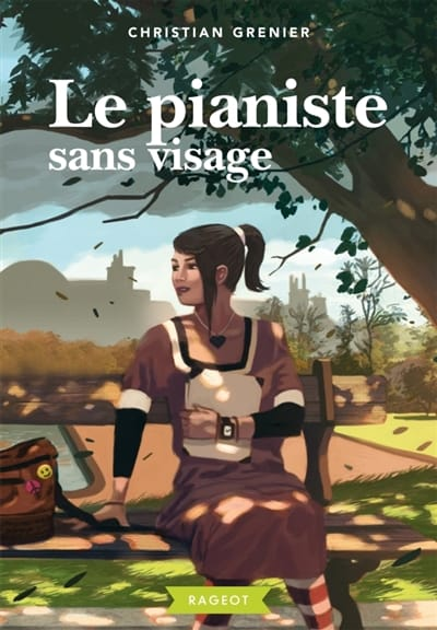 Le pianiste sans visage - Christian GRENIER - Livre - laflutedepan.com