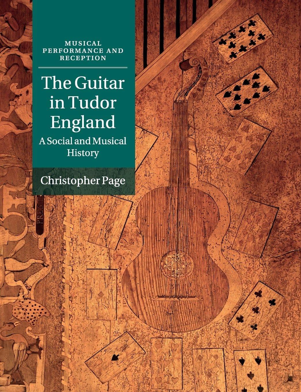 The guitar in Tudor England : a social and musical history - laflutedepan.com