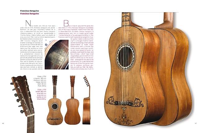 La guitare espagnole / The spanish guitar (1750 - 1950) - laflutedepan.com