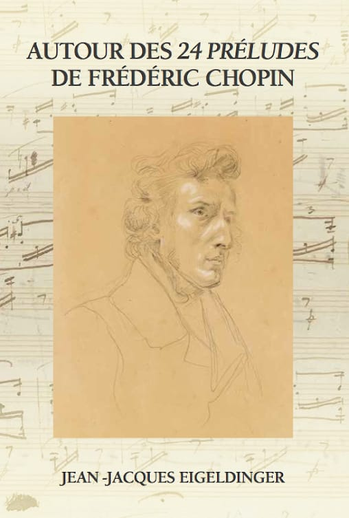 EIGELDINGER Jean-Jacques - Around the 24 preludes of Frédéric Chopin - Livre - di-arezzo.co.uk