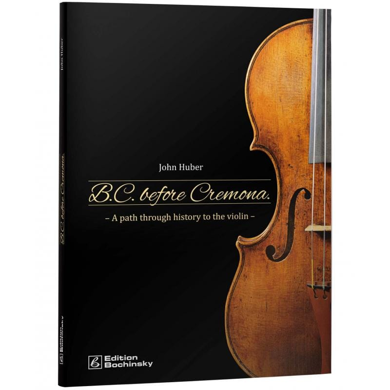 B. C. before Cremona - John HUBER - Livre - laflutedepan.com