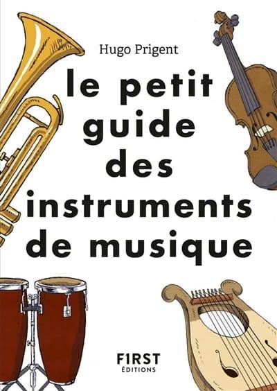 Hugo PRIGENT - La pequeña guía de instrumentos musicales. - Livre - di-arezzo.es