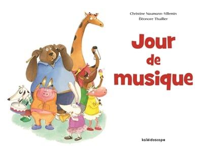 Jour de musique - laflutedepan.com