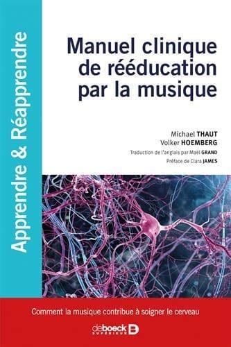 Manuel clinique de rééducation par la musique - laflutedepan.com