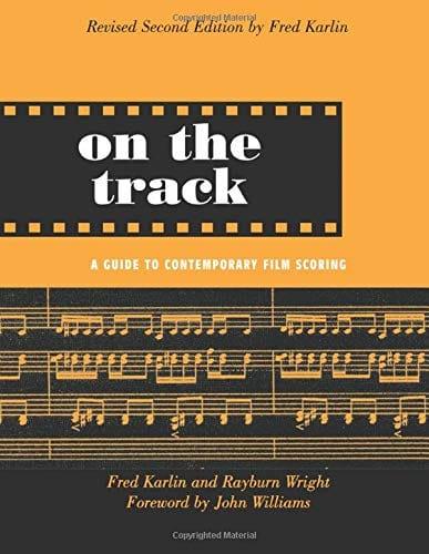 On the track - Fred KARLIN - Livre - Les Arts - laflutedepan.com