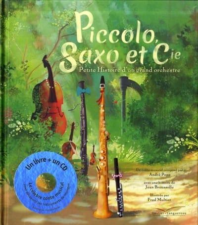 Piccolo et Saxo - laflutedepan.com